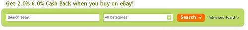 Поиск лота на ebay