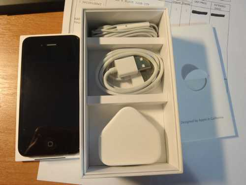 iphone 4 и аксессуар