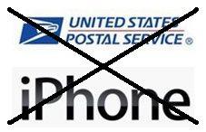 Запрет на доставку iphone из сша