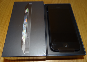 Apple iPhone 5 in Russia1