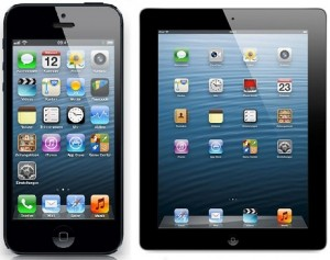 01 Apple iPhone 5 & iPad 4 Retina