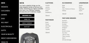 2 Online shop TheHut