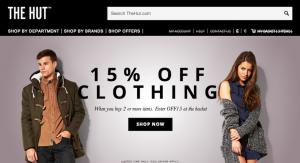 TheHut online shop England