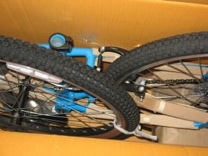 14 bike in parcel
