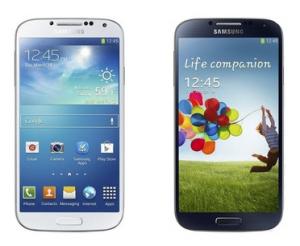 01 Samsung galaxy s4