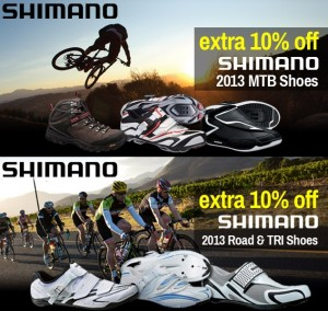 07 Extra 10 off Shimano Shoe