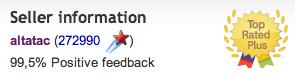 01 Ebay feedback