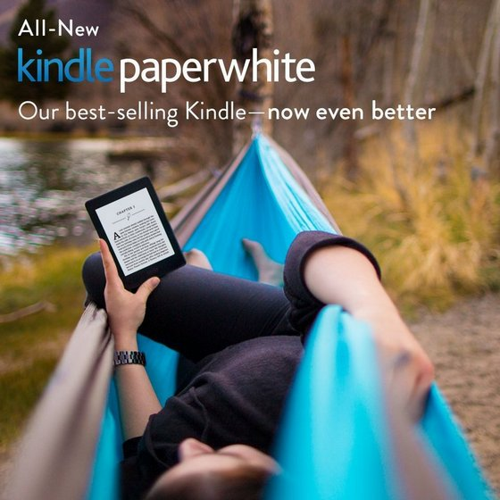 Amazon Kindle Paperwhite Black
